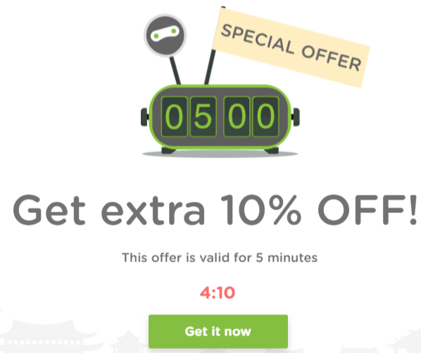 HideIPVPN Promo Code: 45% Discount + Extra 10% Off Coupon