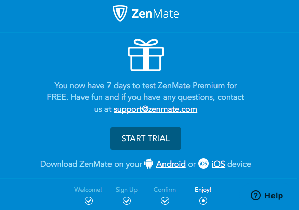 ZenMate Free Trial 2019 – How to Activate? - 2-VPNChina com